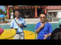 查訪朱一貴廟 - YouTube